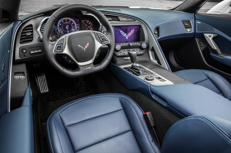 2017 Chevrolet Corvette Z06 Convertible 1lz