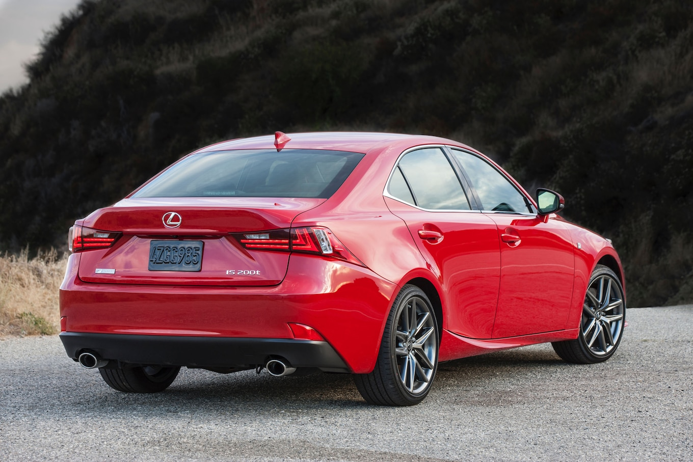 2016 Lexus IS200t Reviews And Rating Motor Trend
