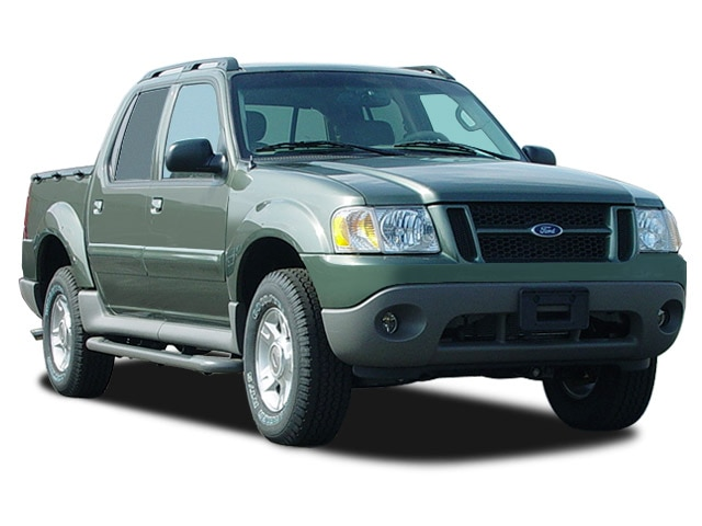 2003 Ford Explorer Sport Trac Reviews