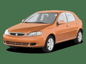 2008 Suzuki Reno Reviews and Rating | Motor Trend