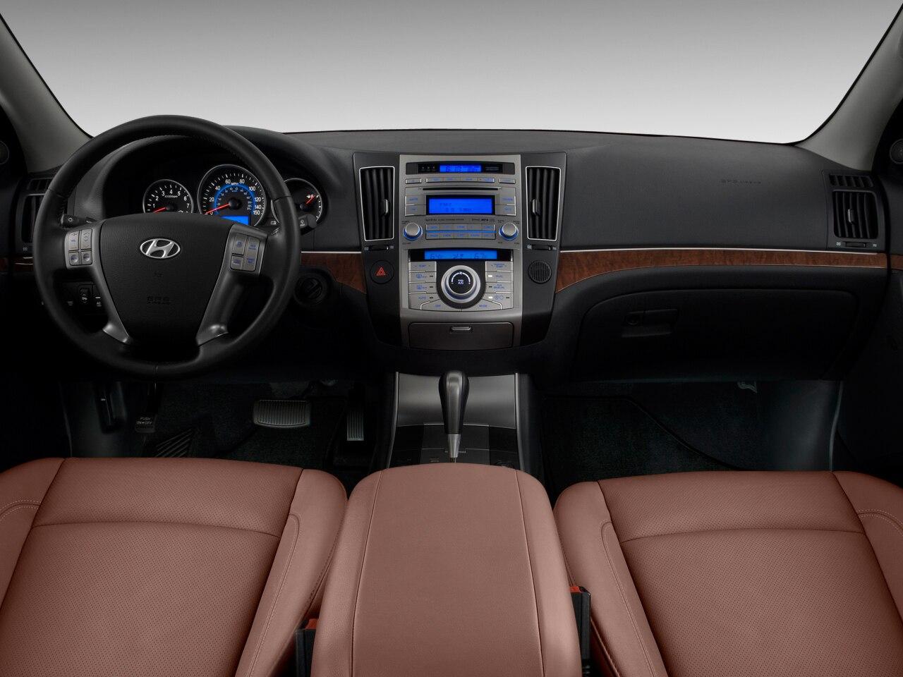 2009 Hyundai Veracruz Reviews And Rating Motor Trend