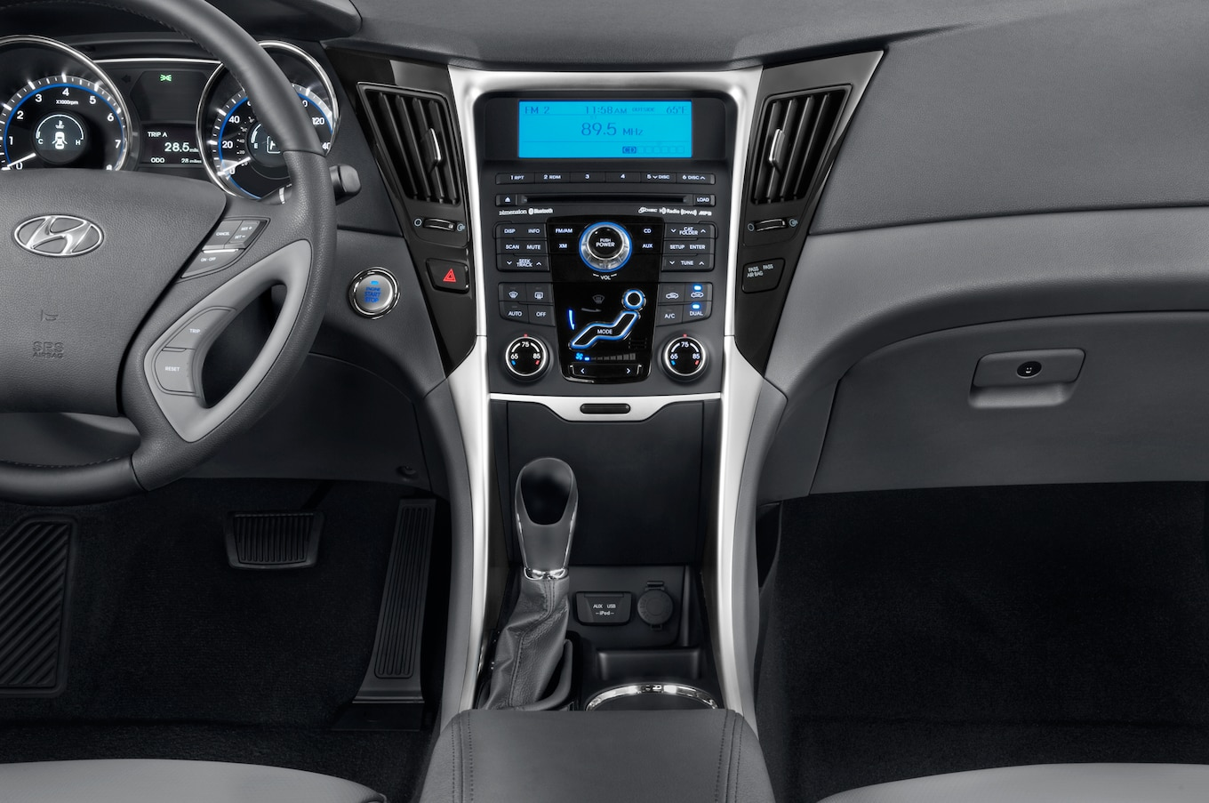 2011 Sonata Fuse Panel Diagram Hyundai
