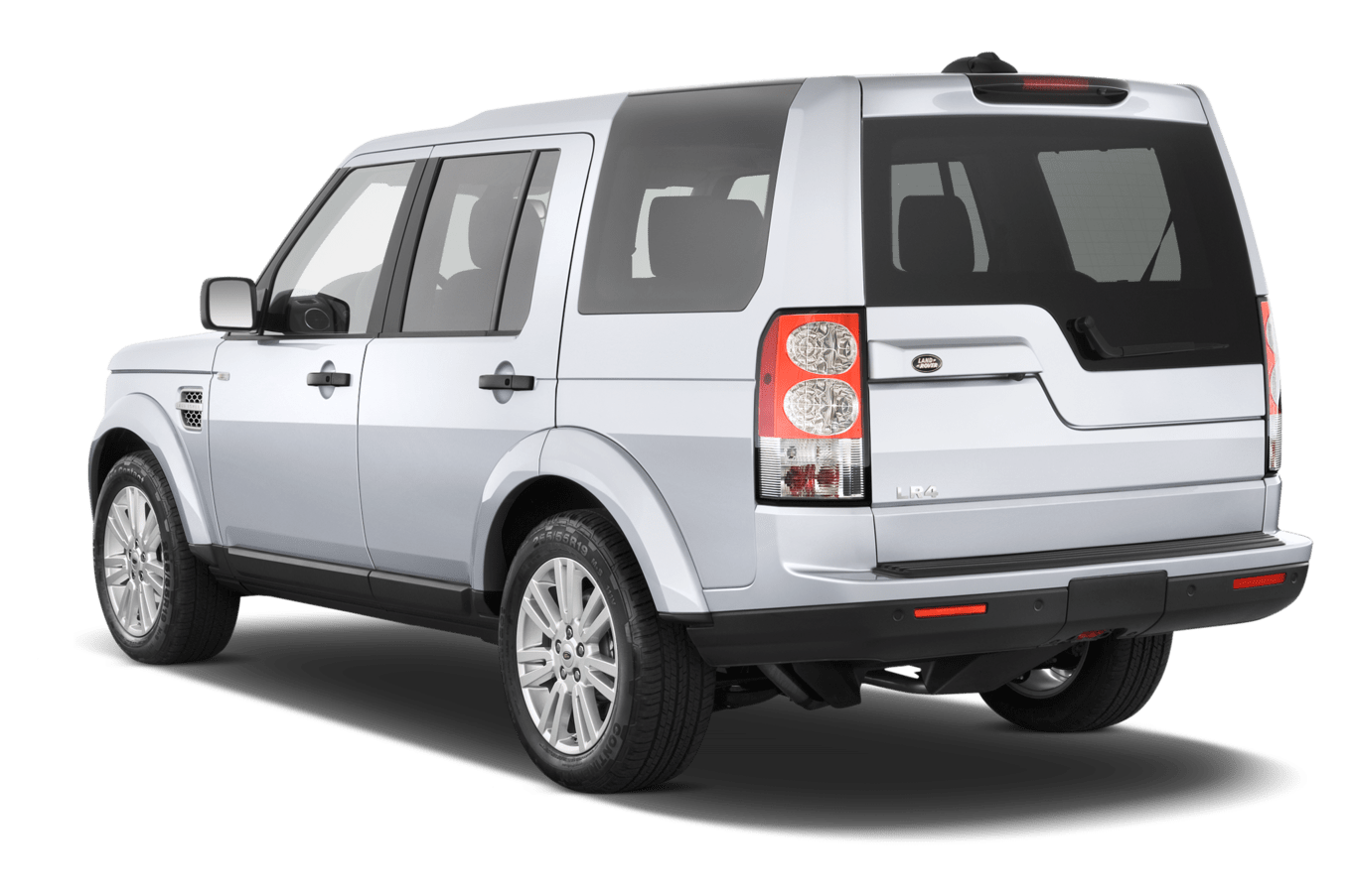 2014 Land Rover LR4 Reviews and Rating