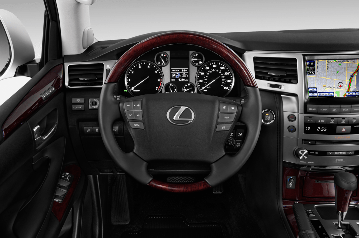 2014 Lexus LX570 Reviews and Rating