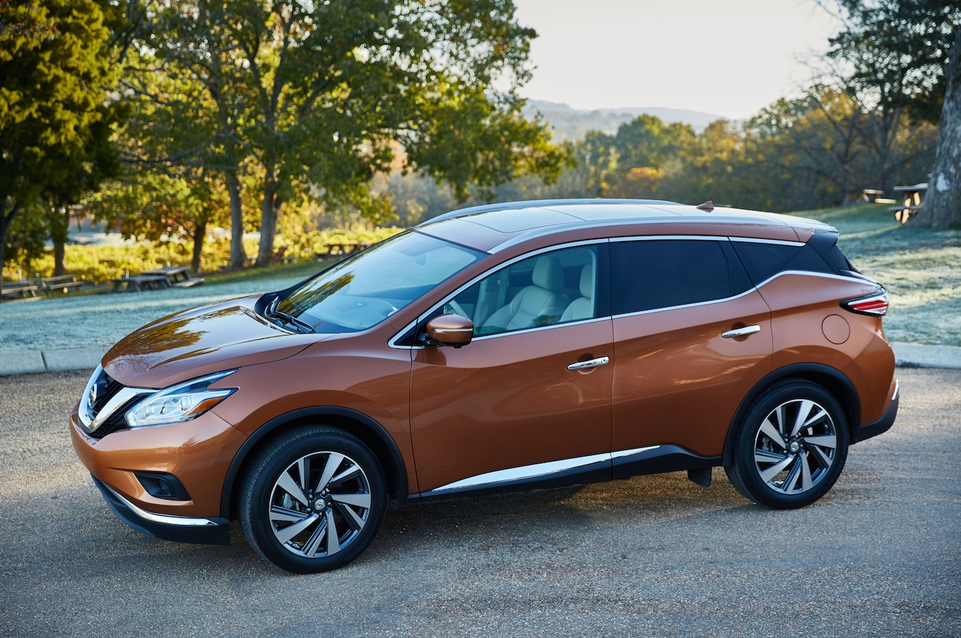 2016 Nissan Murano Reviews And Rating Motor Trend