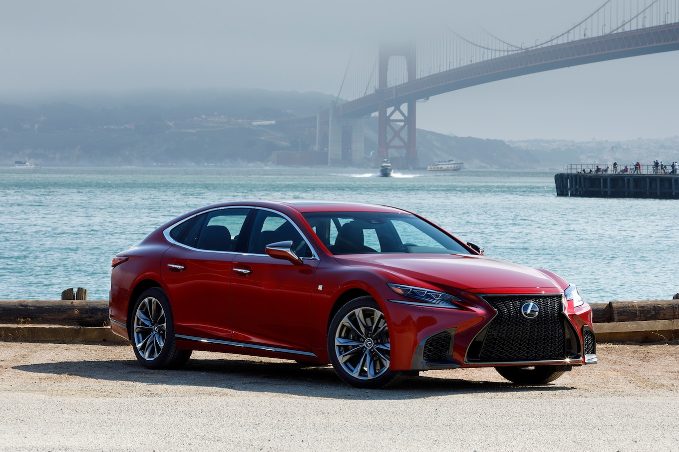 2018 Lexus LS Reviews and Rating