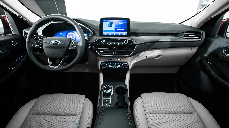 2013 Focus Se Plus Interior