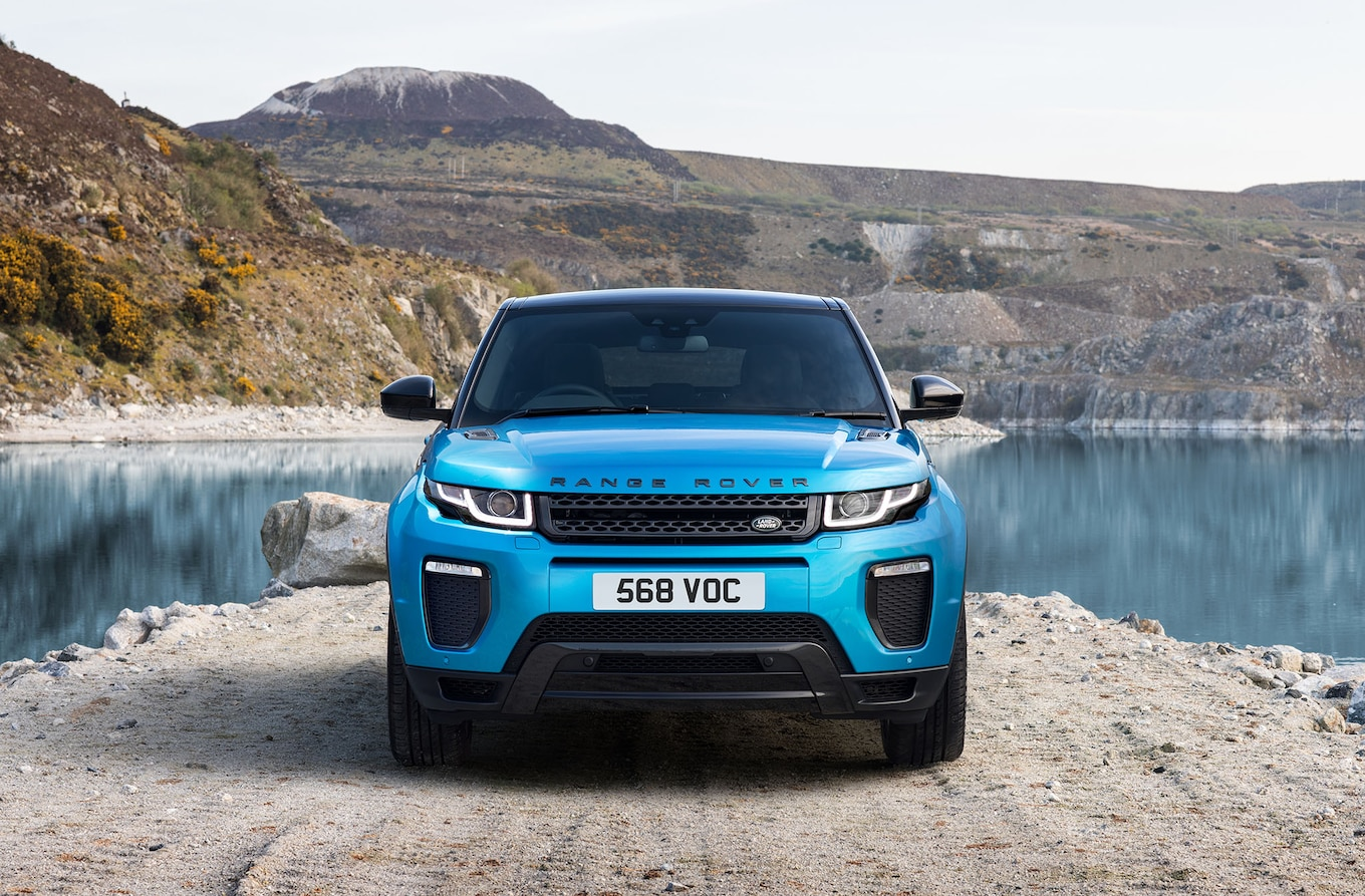 Land Rover Range Rover Evoque Reviews Research New & Used Models