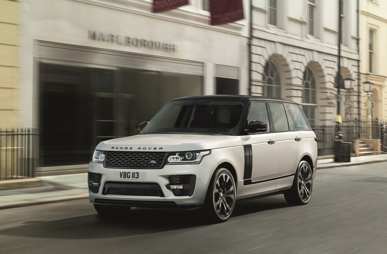 2017 Land Rover Range Rover Reviews and Rating