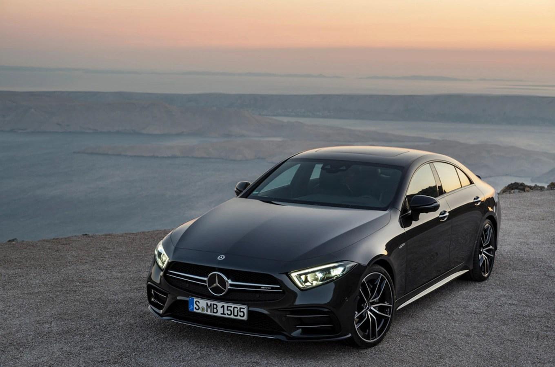 2019 Mercedes Benz CLS 450 CLS 53 Review Mercedes