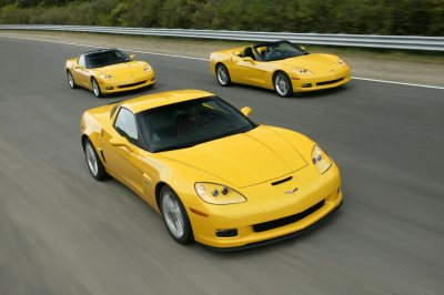 Kind Corvette Collection Comes To Life At The New York