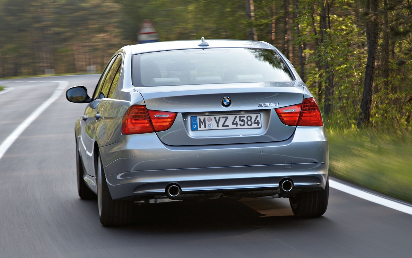 More Power BMW Performance Edition Kit Brings 335i Sedan
