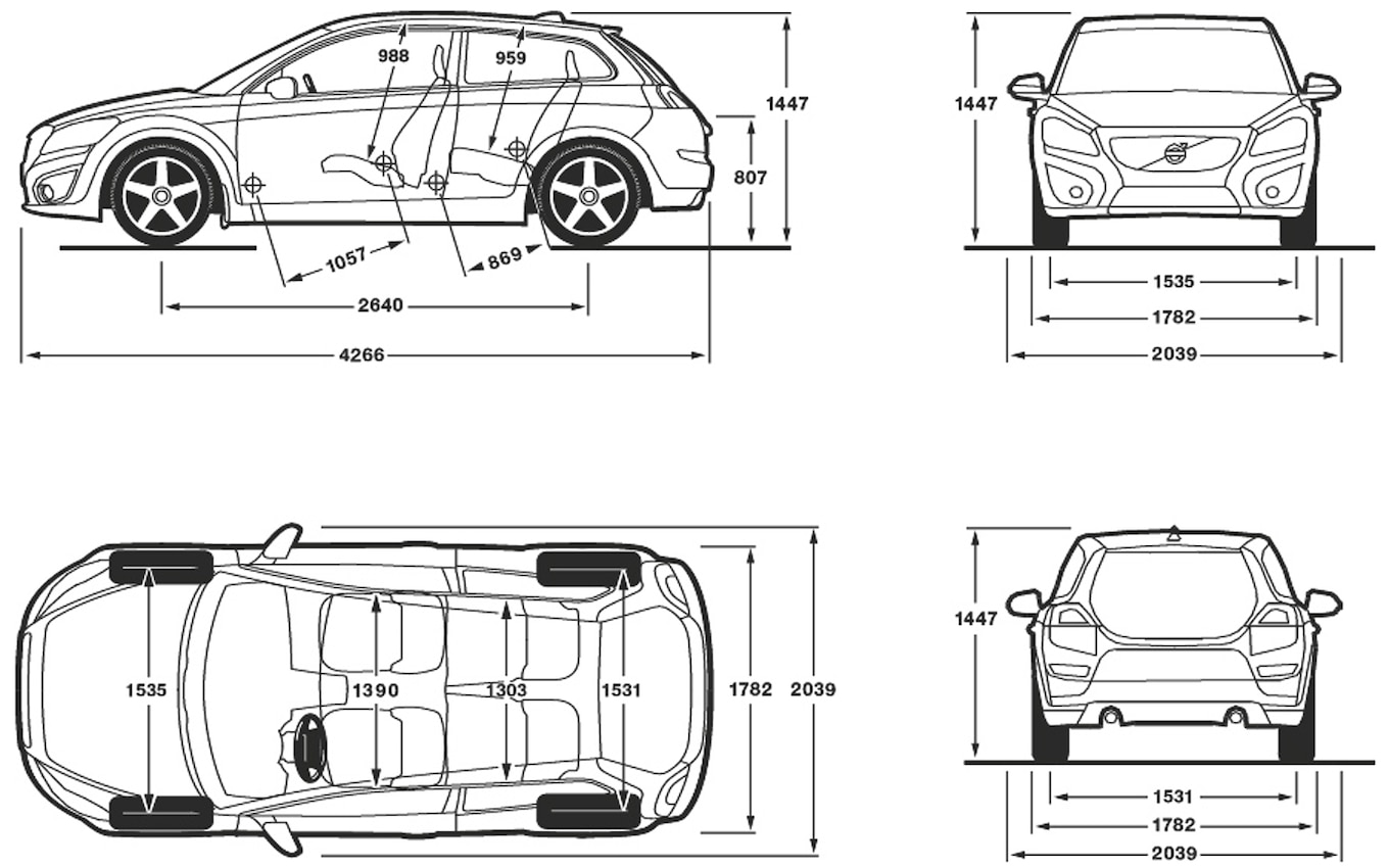 Ford Edge Interior Dimensions