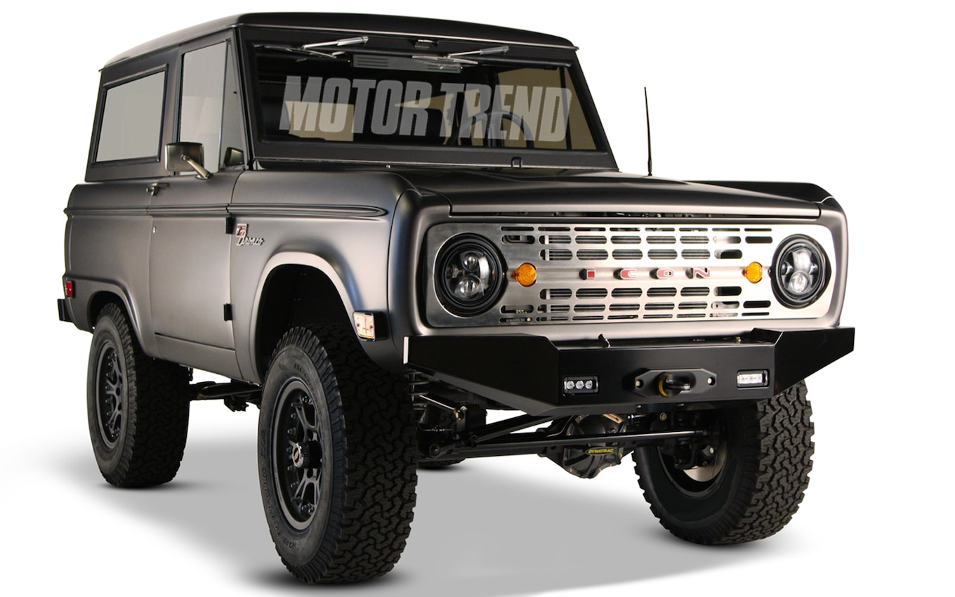 1996 Ford Bronco Review And Rating