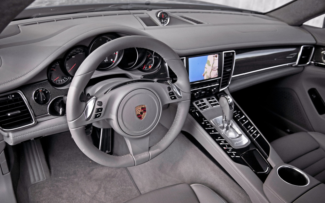 2012 Porsche Panamera Turbo S First Test Motor Trend
