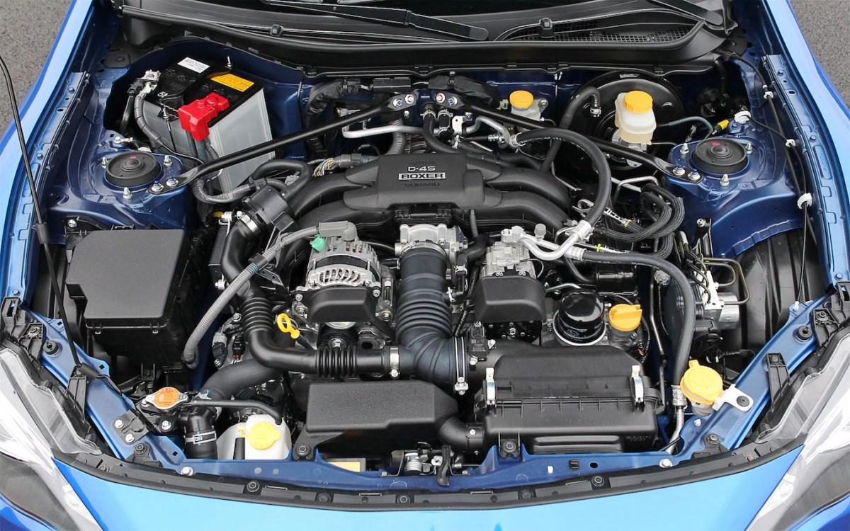 Subaru BRZ / Toyota 86 / Scion FR-S motor