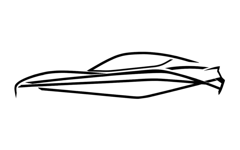 Future Glimpse Fisker Project Nina Sketch Revealed Ahead