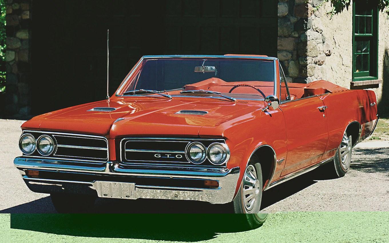 1969 Pontiac Gto Judge Convertible 1960