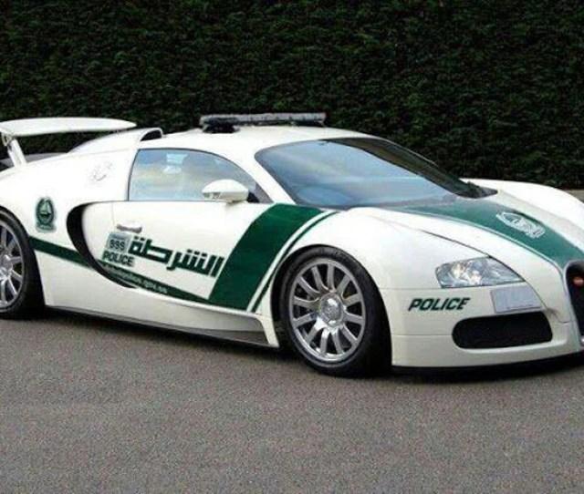 To Protect And Impress Bugatti Veyron Joining Dubai Police Fleet