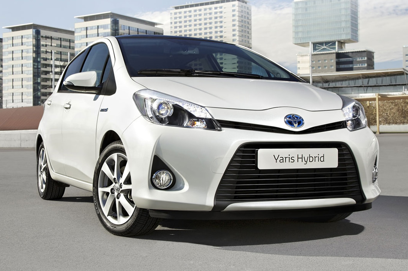 Toyota Confirms 400 HP AWD Hybrid R Concepts Yaris Roots