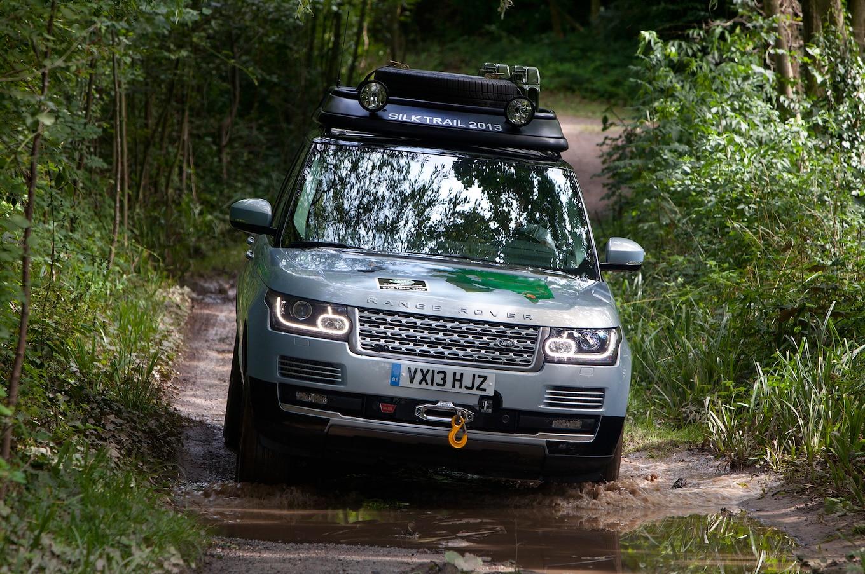2014 Land Rover Range Rover Range Rover Sport Hybrids Announced