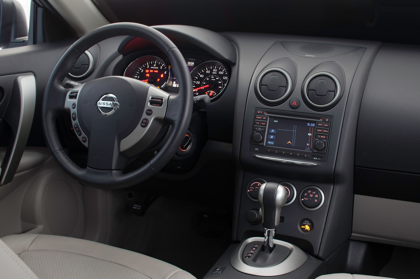 Current Rogue To Live On As 2014 Nissan Rogue Select