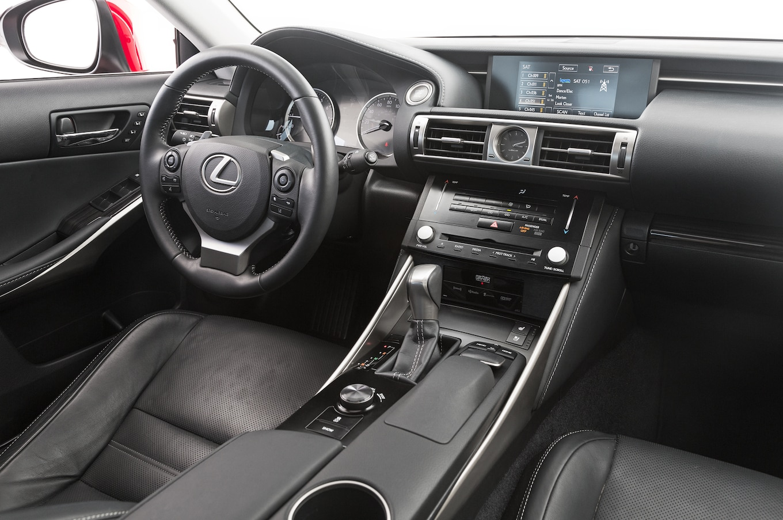 2014 Lexus IS 250 AWD First Test Motor Trend