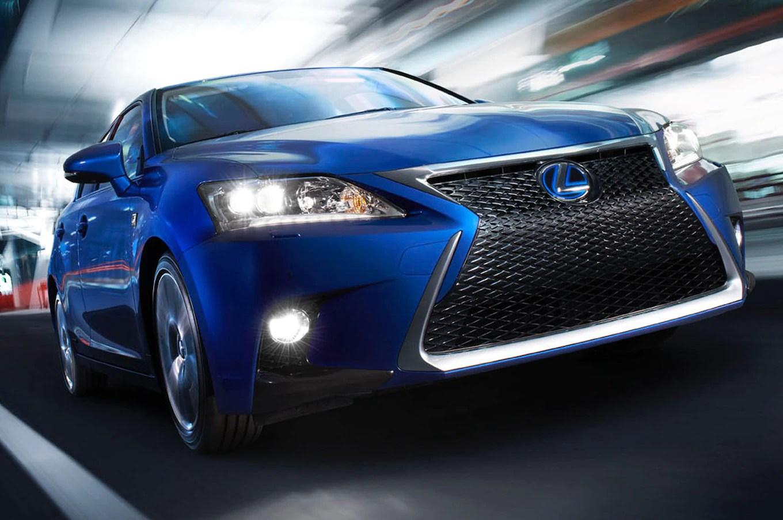 2014 Lexus CT 200h F Sport Debuts at Guangzhou Motor Show Motor