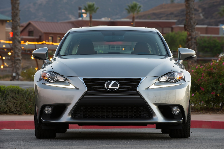 2014 Lexus IS 250 Long Term Arrival Motor Trend