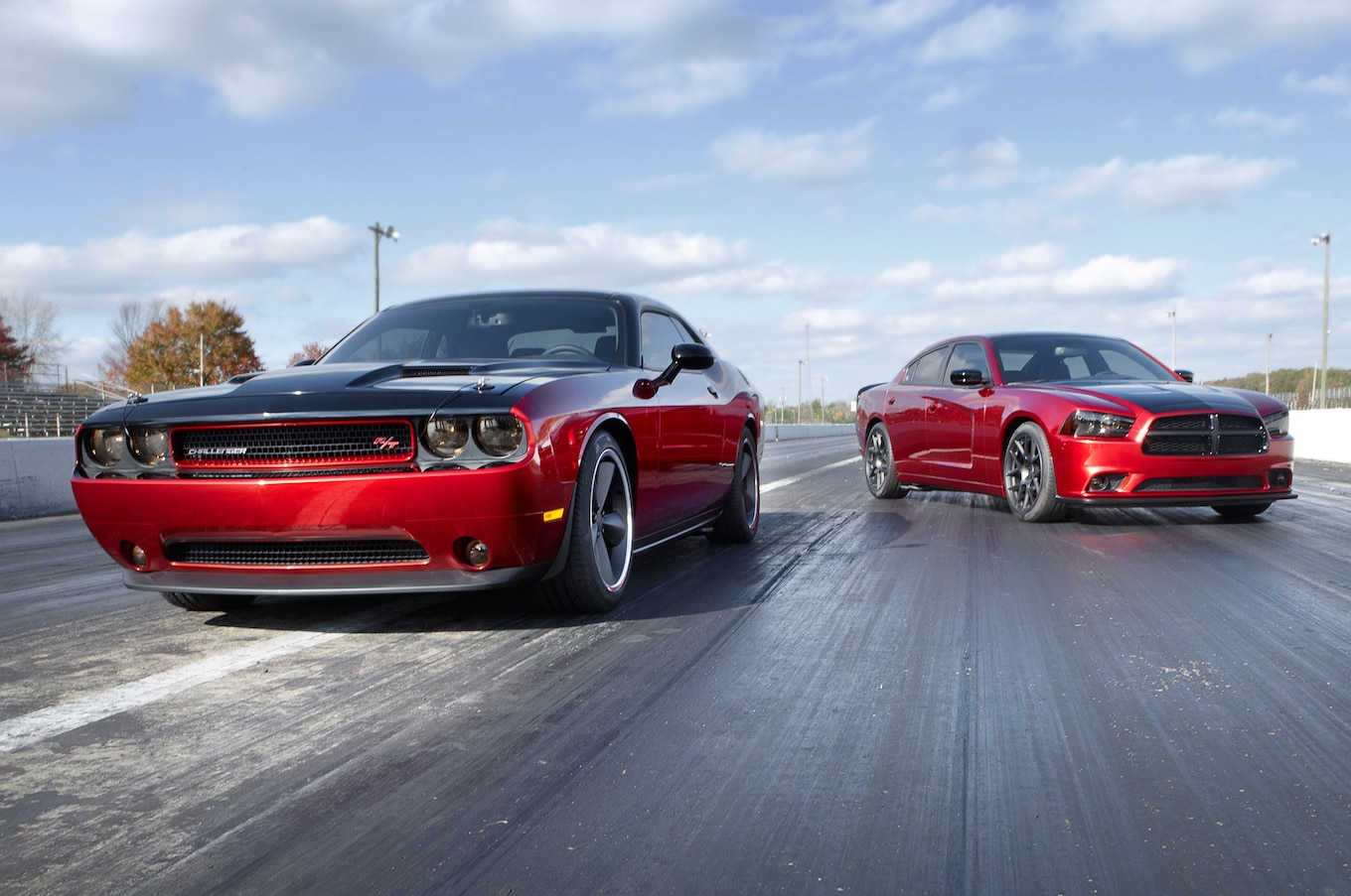8 Srt Dodge Challenger 2014