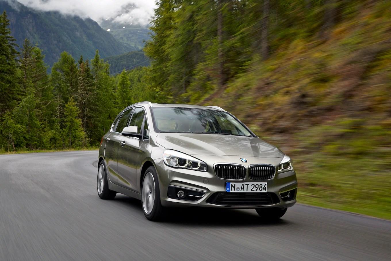 2016 BMW 2 Series Active Tourer First Drive Motor Trend