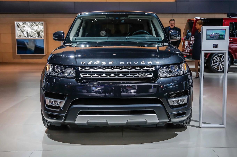 Range Rover Range Rover Sport Diesel Models to Debut in Detroit