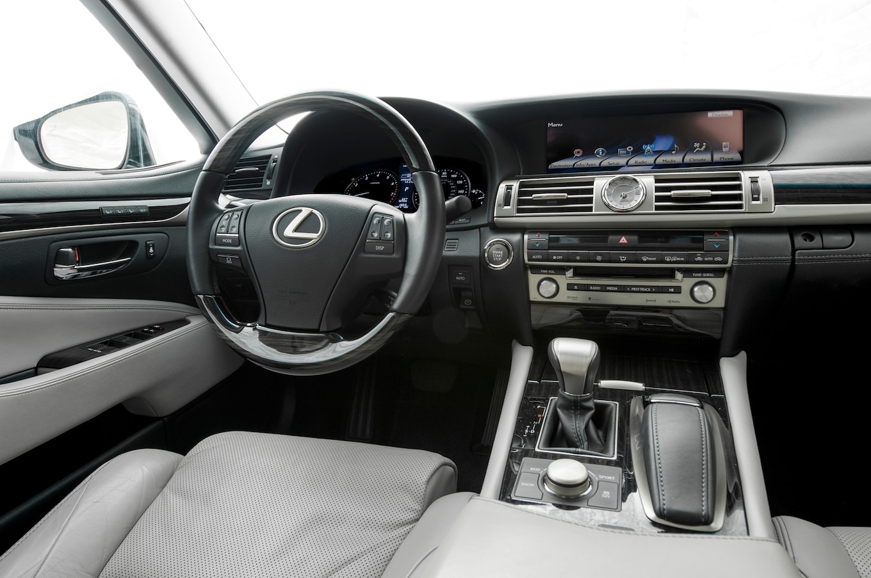 2015 Lexus LS 460 First Test Motor Trend