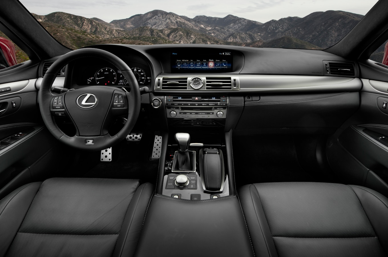 2015 Lexus LS 460 First Test Motor Trend