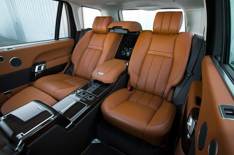 Range Rover Celebrates 21 Years of Autobiography