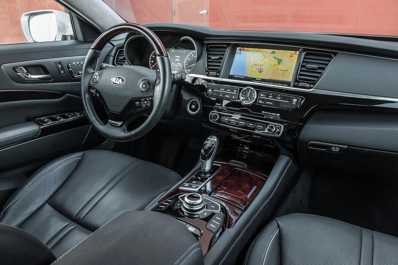 2015 Kia K900 V 8 Review Long Term Update 8