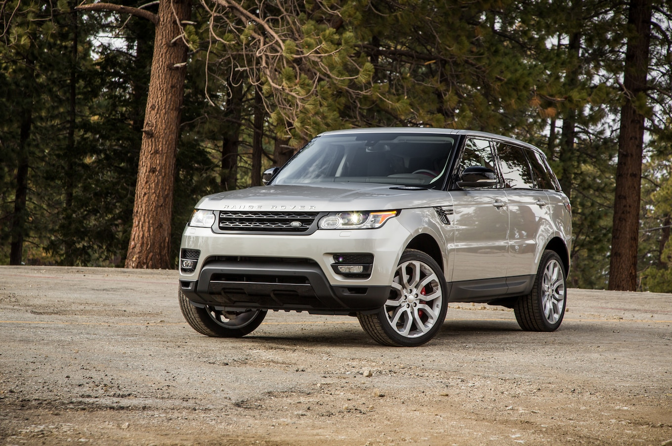 2015 Land Rover Range Rover Sport Supercharged Review Arrival