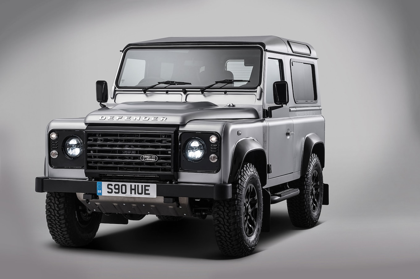 Report Land Rover to Resurrect SVX Line for Extreme f Roaders