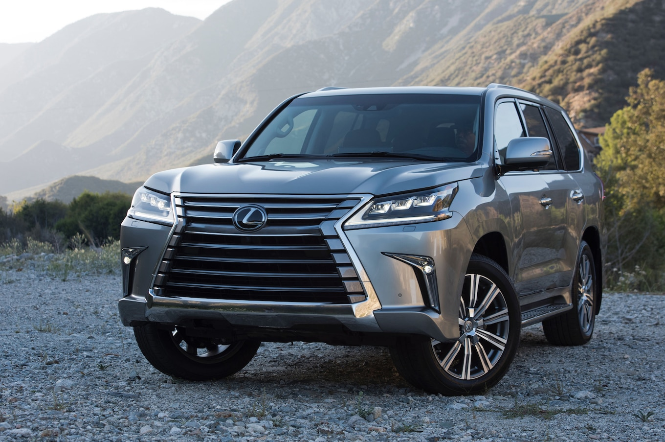 2016 Lexus LX 570 First Test Review Motor Trend