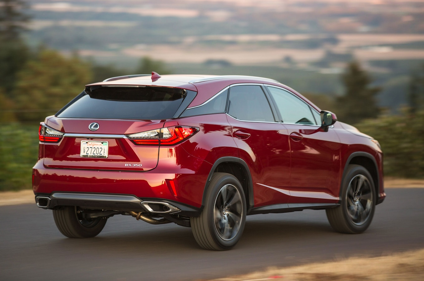 2016 Lexus RX First Drive Review Motor Trend