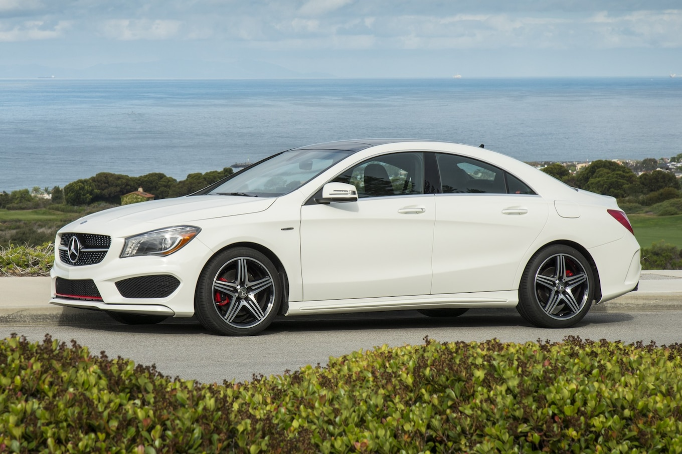 2015 Mercedes Benz CLA250 4Matic Update 4 Using Real MPG