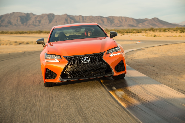2016 Lexus GS F First Test Review Motor Trend