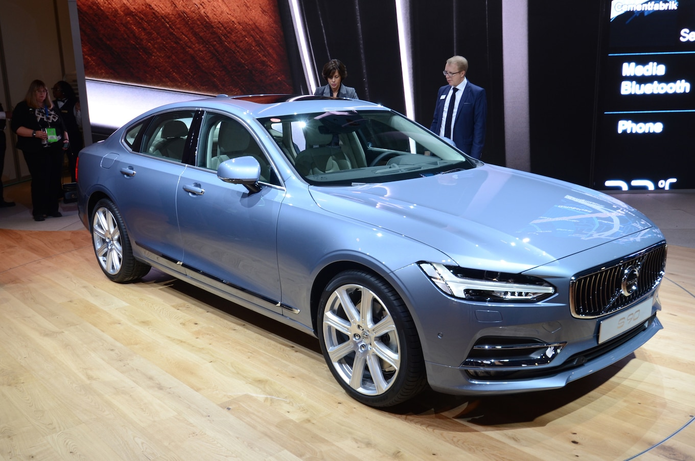 Why The 2017 S90 Sedan V90 Wagon Are Important To Volvo