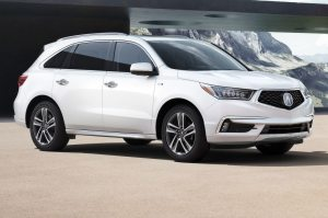Refreshing or Revolting: 2017 Acura MDX  MotorTrend
