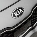 2017 Kia Sportage EX AWD front badge