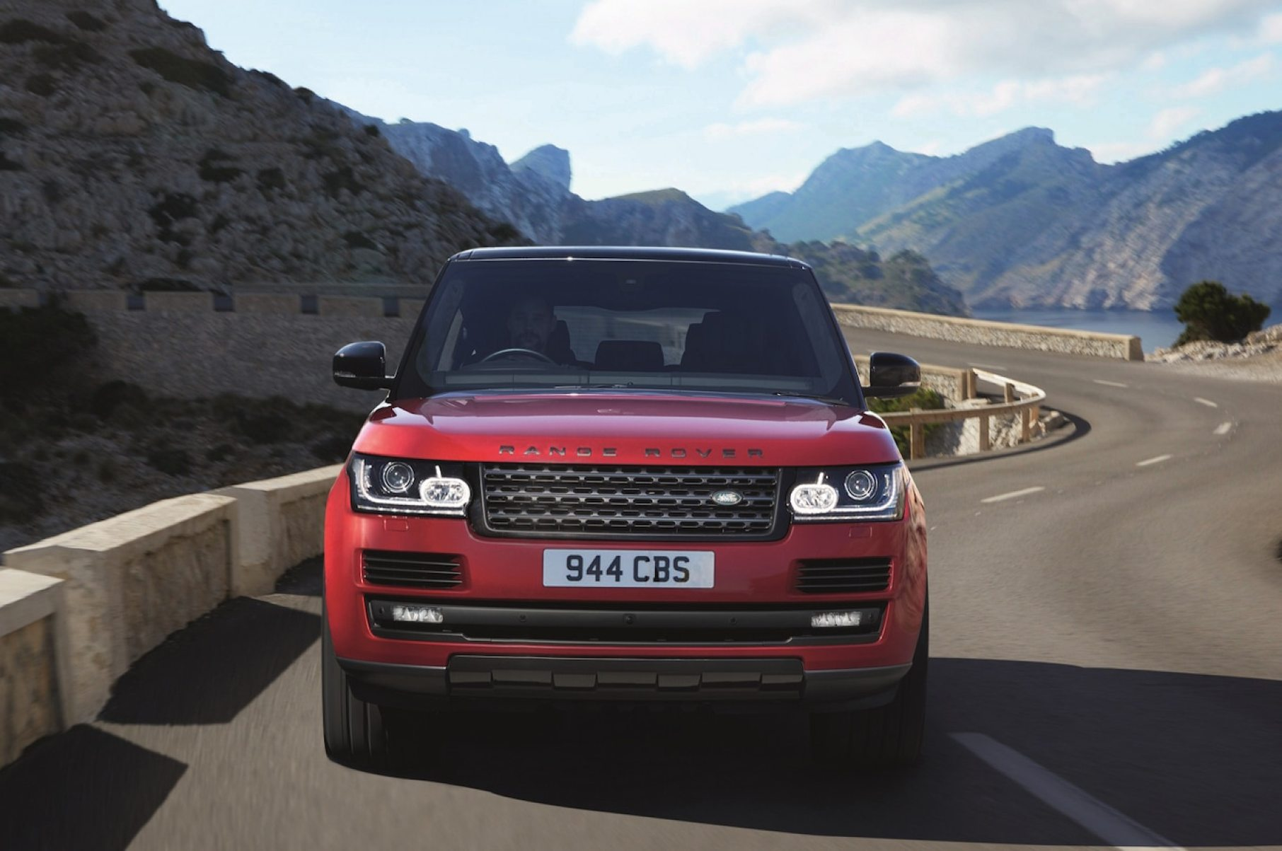 Range Rover Model Lineup Land rover adds a new mid size suv to