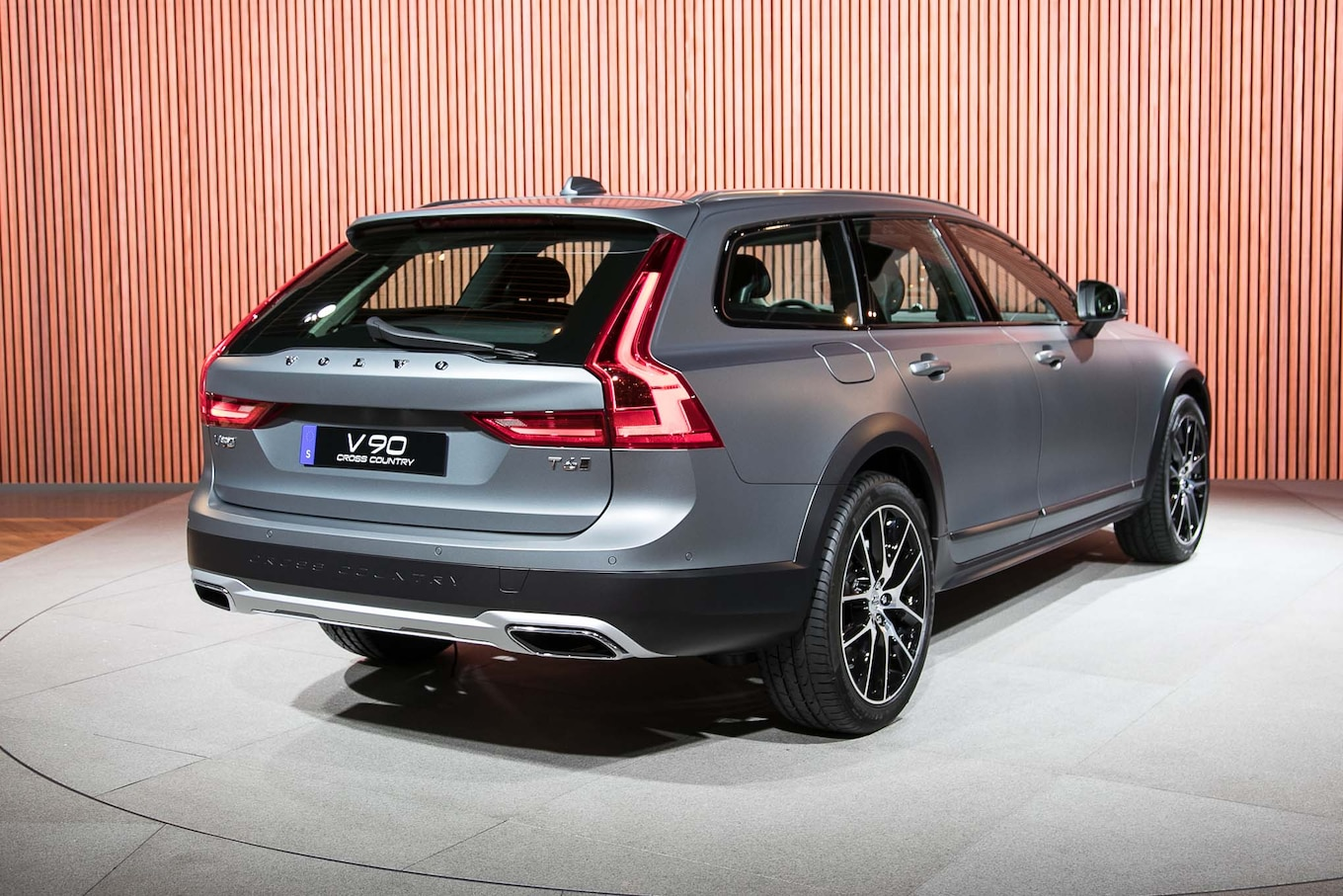 Image result for volvo v90 cross country