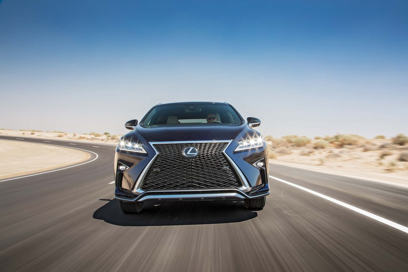 Lexus RX 2017 Motor Trend SUV of the Year Contender Motor Trend