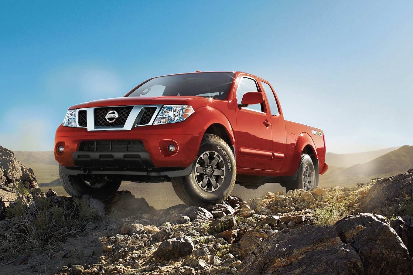 Nissan Frontier Will Live On For Another Generation