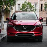 2017 Mazda CX 5 front end 1